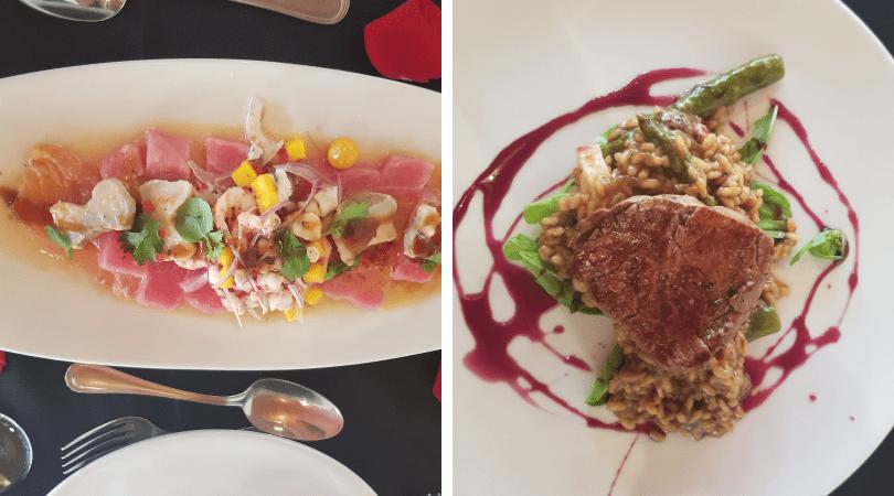 Platos absolutamente inolvidables gestados por el chef Patricio Duvauchelle