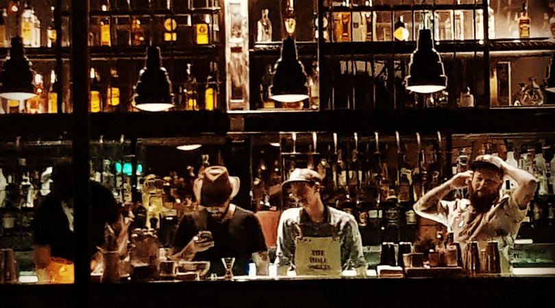 speakeasy de Buenos Aires