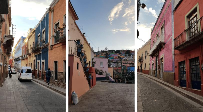 Quienes conocen Valparaíso no podrán negar el parecido y como yo lo amo, obvio amé Guanajuato también