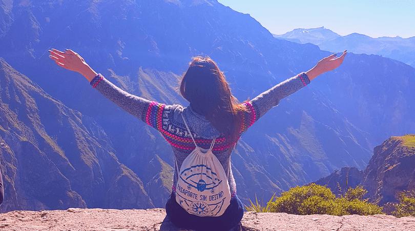 Experiencia full day al Cañón del Colca con Etiner
