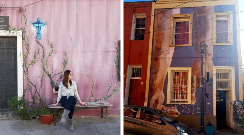 Desde originales hostels a lujosos hoteles boutique, la oferta hotelera en Valparaíso es bastante extensa