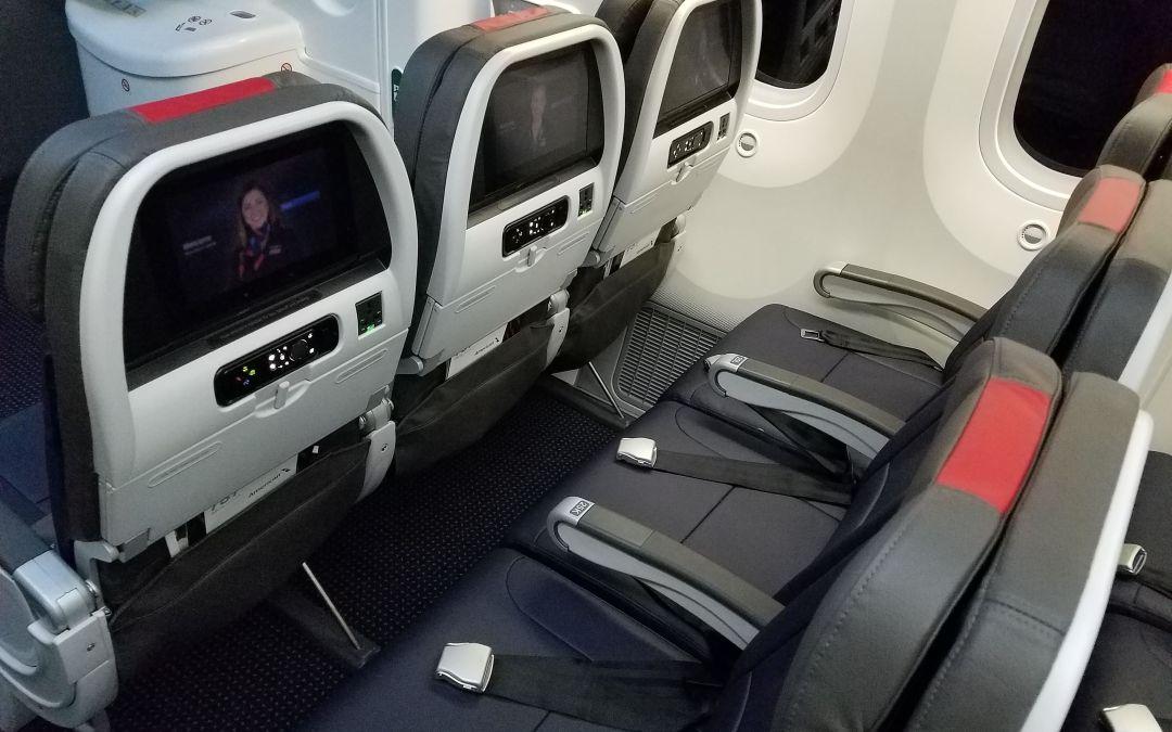 Basic Economy, el nuevo servicio de American Airlines en Chile