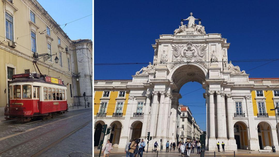 barrios imperdibles de Lisboa - Bbaixa