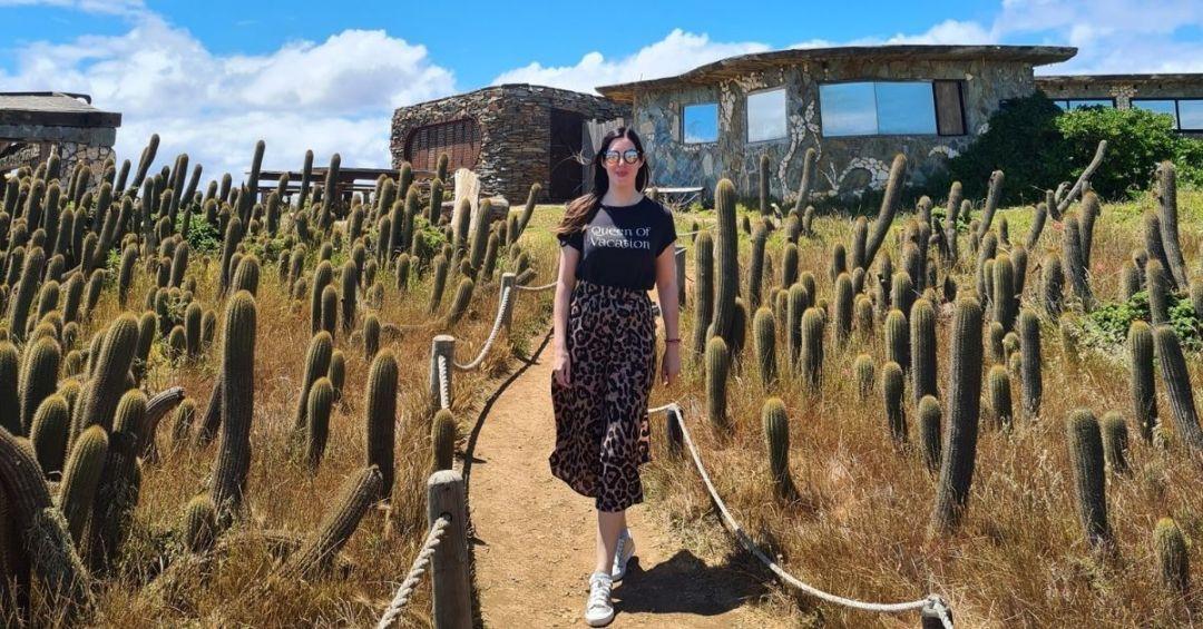 Punta Lobos y sus cactus