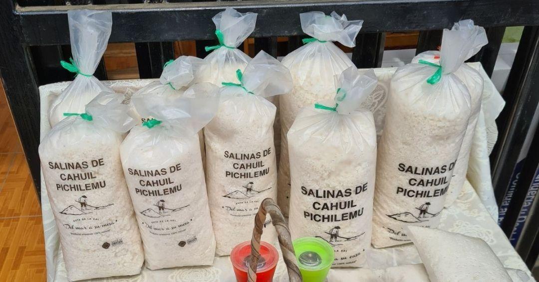 La sal de Cahuil tiene denominación de origen
