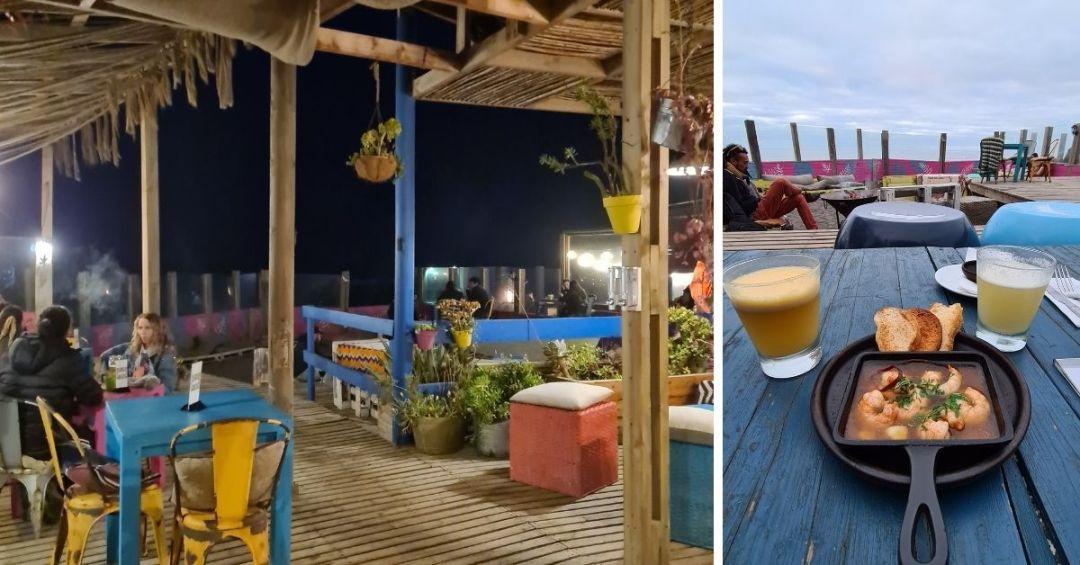 Qué hacer en Pichilemu: bar La Virgen