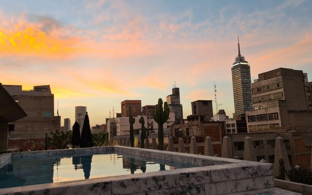 Hotel City Centro CDMX: un rincón soñado en pleno casco histórico