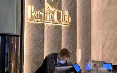 Conoce los protocolos de salón Pacific Club Aeropuerto de Santiago