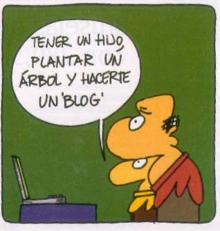 El blog forma ya parte de la vida de muchos usuarios de Internet