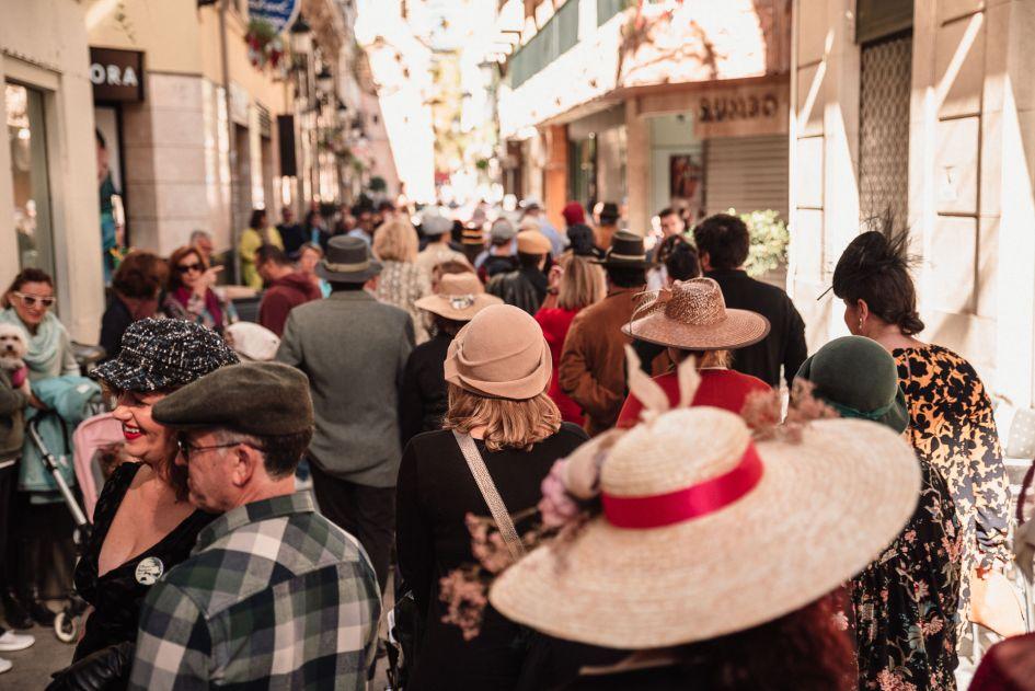 II Paseo con sombrero Murcia
