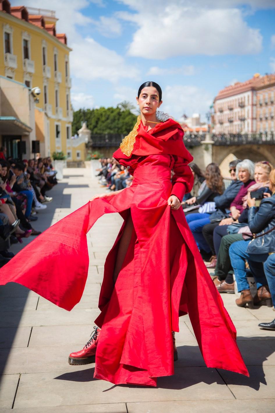 maría lafuente ferrovial moda arte y sostenibilidad