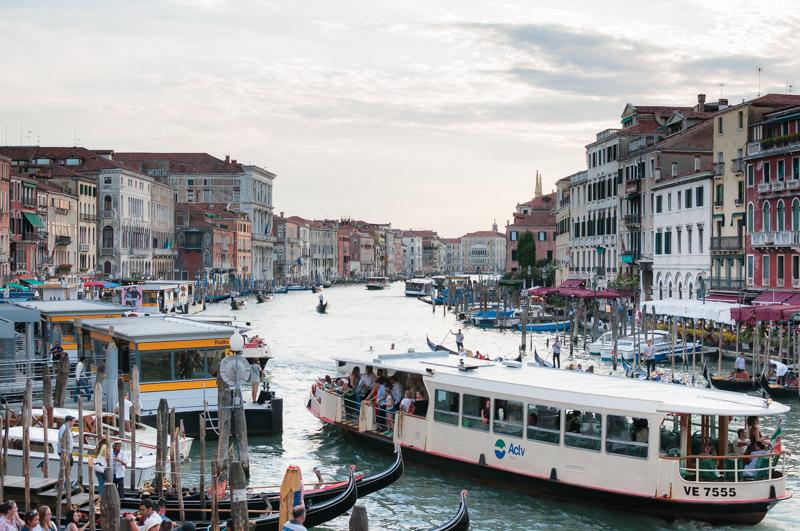 Venecia en agosto. ©Sara Apaza.