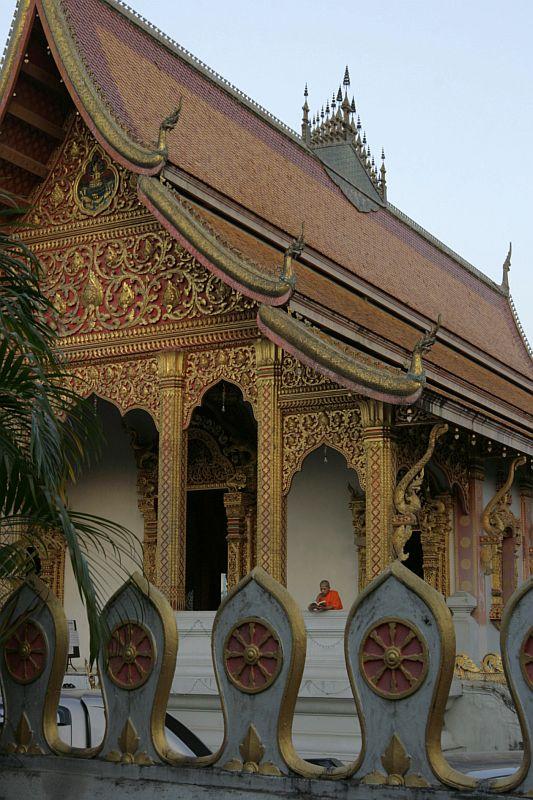 Viena iš daugybės miesto šventyklų.