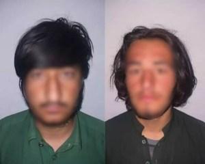 بازداشت دو تن در پیوند به همکاری با طالبان