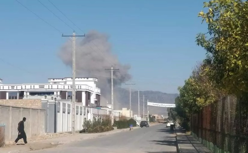 Car bomb attack in Kandahar province