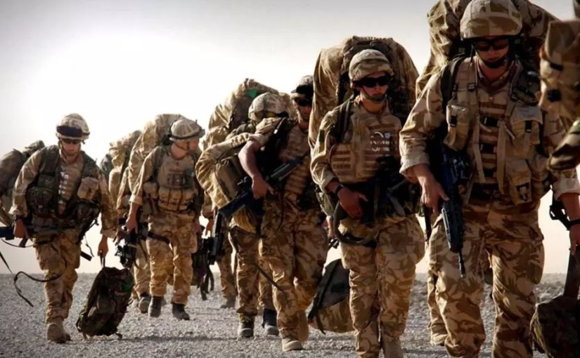 Withdrawal of US troops from Afghanistan