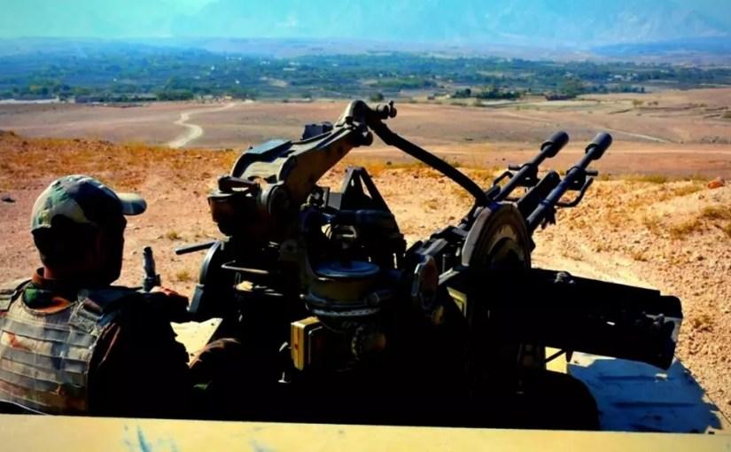 کشته و زخمی شدن 26هراس افگن طالب در دو لایت کشور