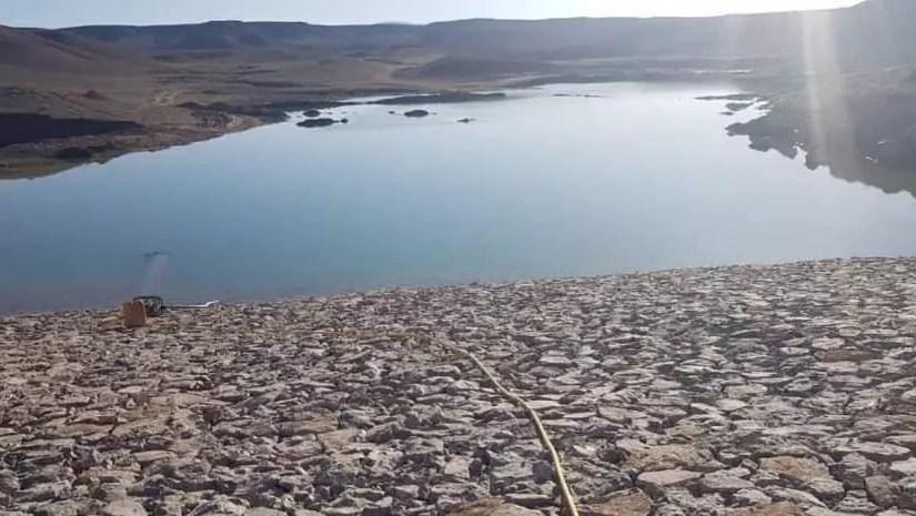 Construction of Babu Dam in Kandahar province