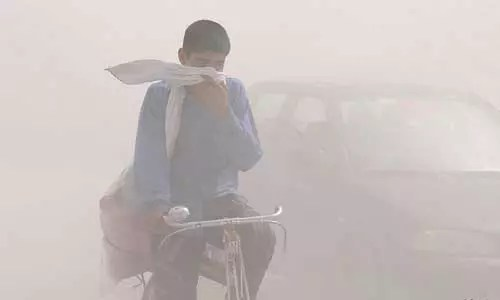 Air pollution in Kabul
