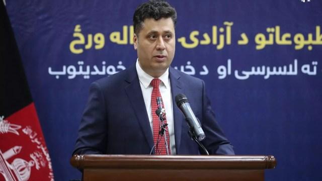 نجیب شریفی رییس کمیته مصونیت خبرنگاران
