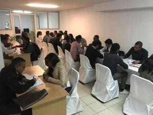 S2B 2018 : ENI Speed recruting