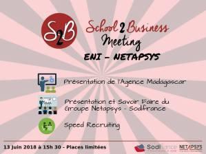 S2B 2018 : ENI événement