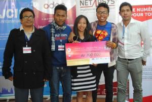 Webcup 2017 : remise des prix