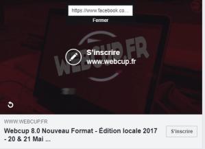 Netapsys Madagascar sponsorise la WebCup 2017
