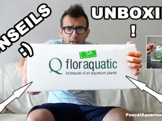 super unboxing Floraquatic.fr !