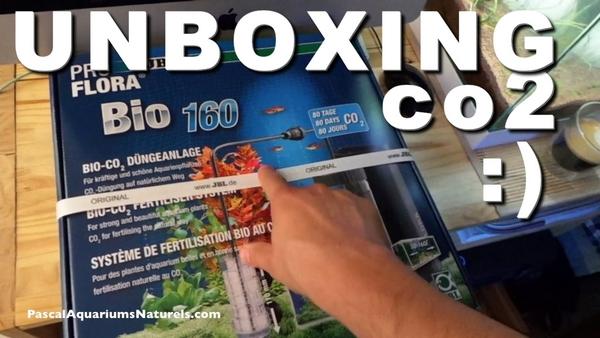 unboxing jbl pro flora bio 160