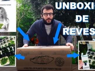 unboxing Aquaflora