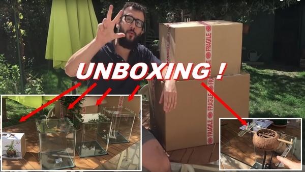 gros unboxing materiel-aquatique.com