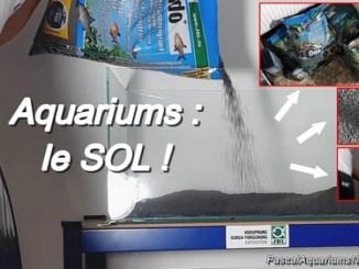 Des sols d'aquariums ! volcaniques, techniques, neutres
