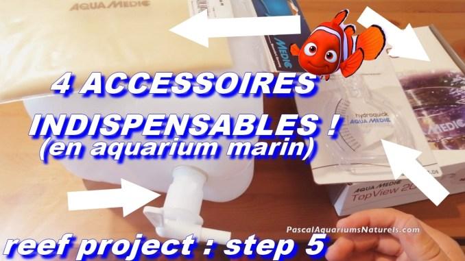 accesoires recifal marin