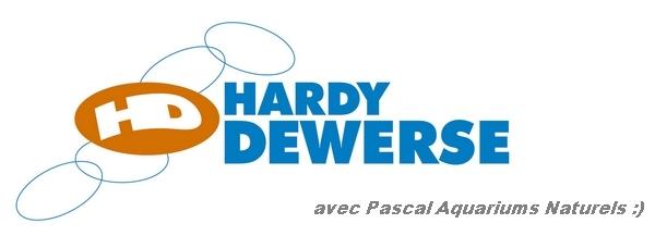 Hardy Dewerse, super jeu concours avec Pascal Aquariums Naturels :)