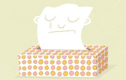Sad Kleenex