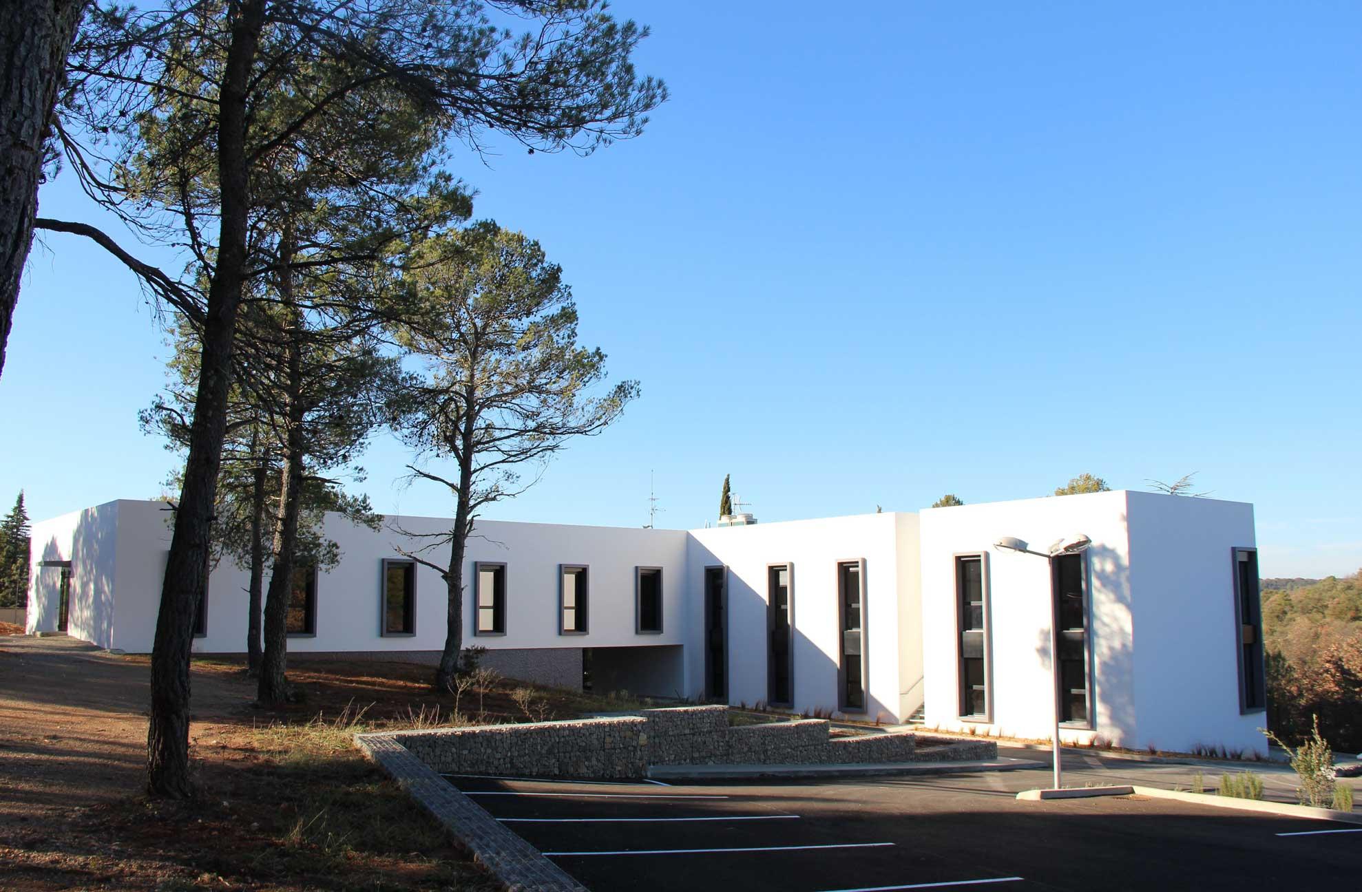 maison de retraite saint julien batiment