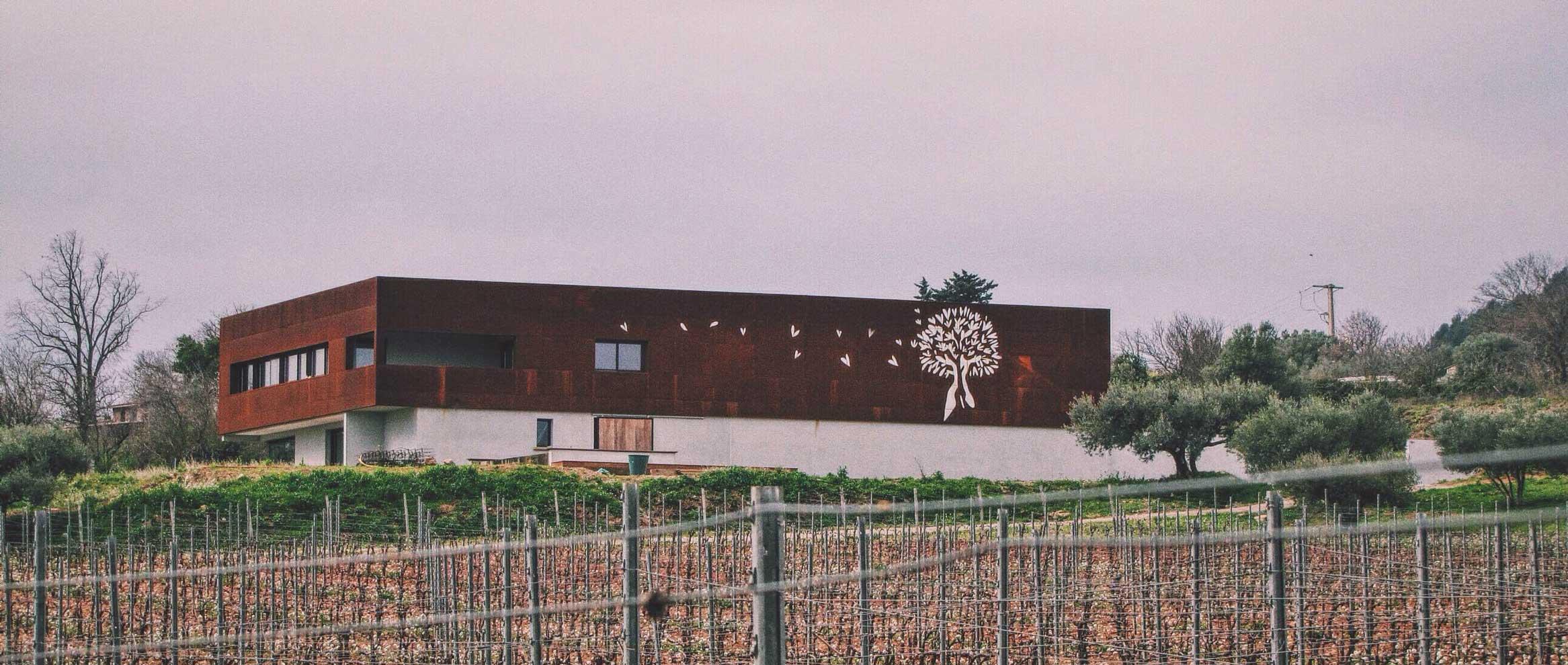domaine viticole hermitage saint martin cuers