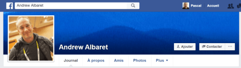 vol d'identité photos Facebook faux profil