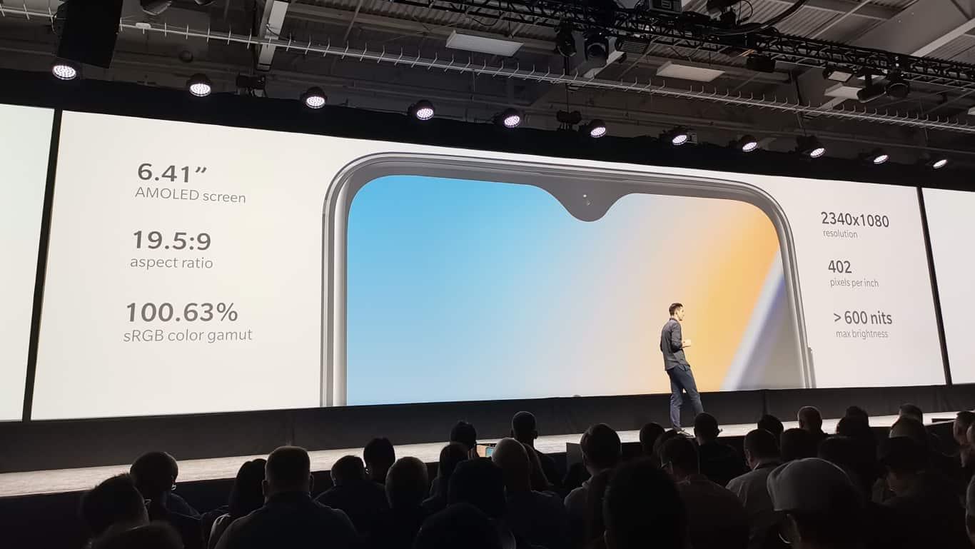 OnePlus 6 T lancement