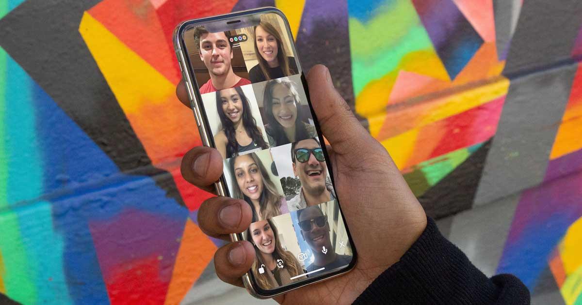 Houseparty chat vidéo groupe gratuit