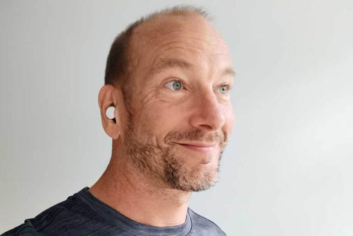 Pascal Forget Pixel Buds Google test écouteurs sans fil bluetooth