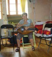 stage aout 2014 - la Rochebeaucourt - Claudine