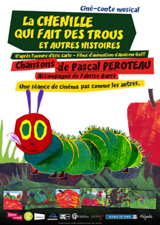 La Petite Chenille Qui Fait Des Trous : petite, chenille, trous, Chenille, Trous, Pascal, Peroteau, Jeune, Public
