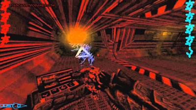 Capture d'écran du jeu Alien Vs Predator