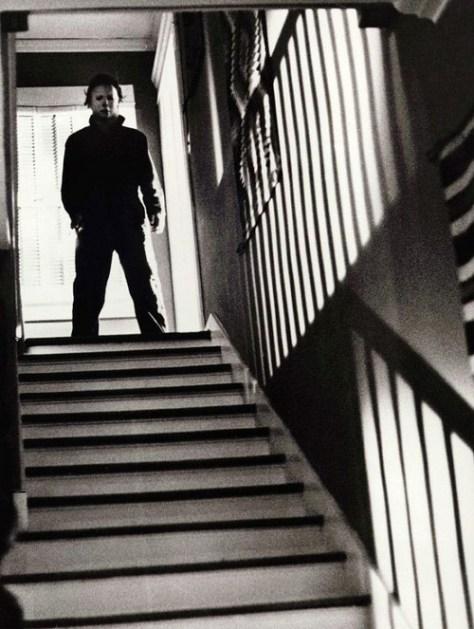 halloween escaliers