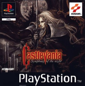 Castlevania playstation