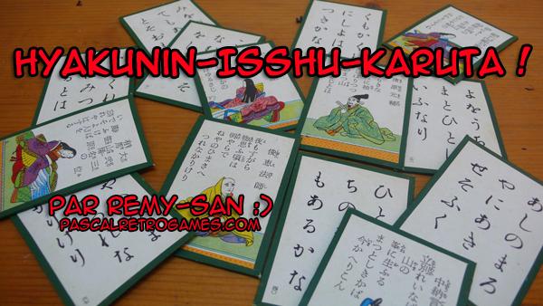 Hyakunin Isshu Karuta