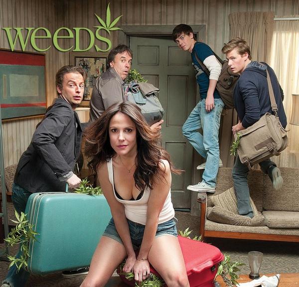 weeds serie tv