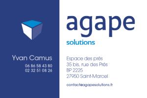 Infographiste Rouen Pascal Ridel Logo Carte de visite professionnelle